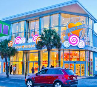 Myrtle Beach Boardwalk Restaurants Bars Nightlife